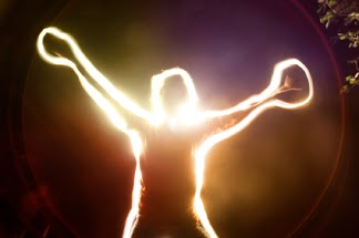 After spiritual cleansing, you feel light and joyful!