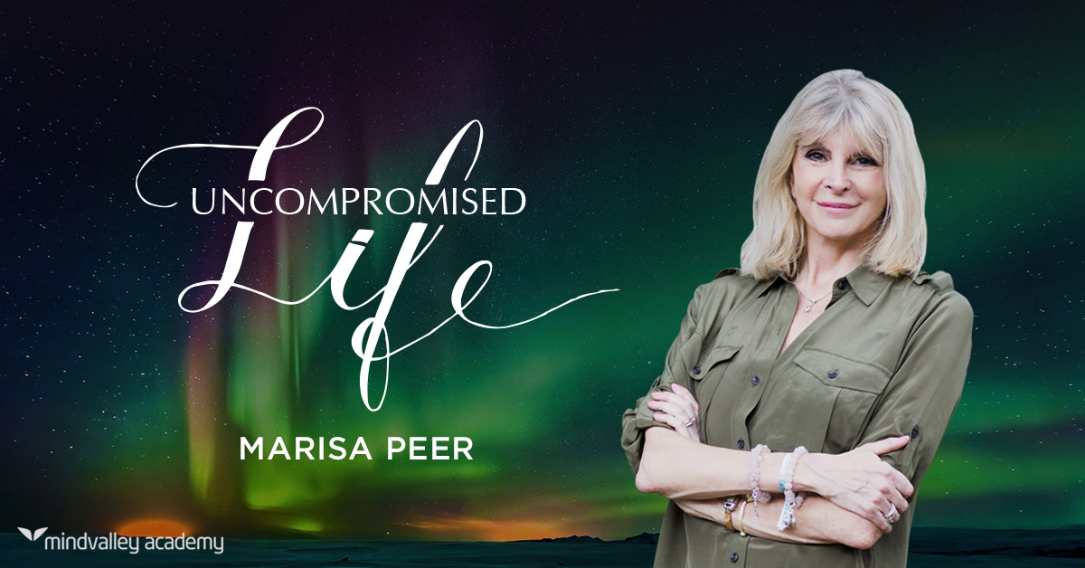 Marisa Peer - Uncompromised Life